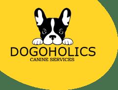 Dogoholics Canine Services Logo
